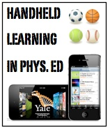 Great apps for physical education including fitness, anatomy, brainstorming etc