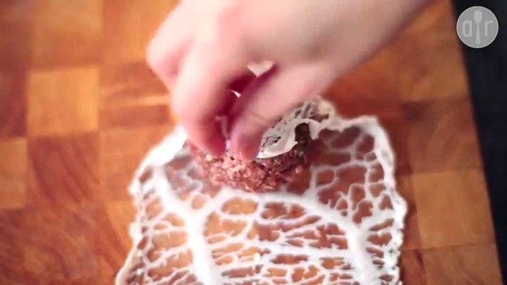 Come fare le crepinette, polpette di agnello francesi - videoricette di ...