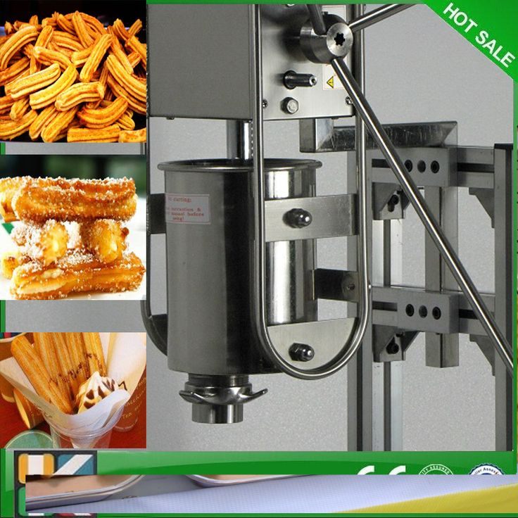 Hot sale stainless steel free shipping Manual Spanish 6L gas fryer churro fryer maker machine //Price: $US $700.00 & FREE Shipping //     #cleaningappliances