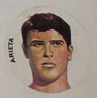 Arieta II. España. 1971-72. Cromos Bruguera. Todo.