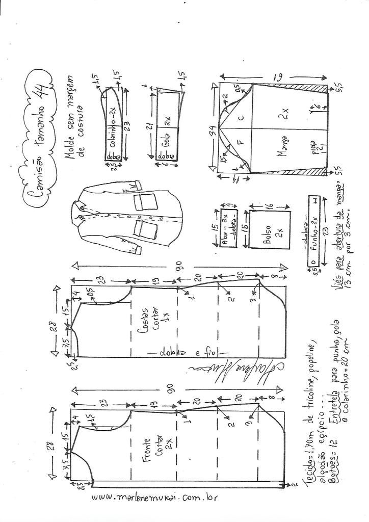 Camisão chemise | dikis | Pinterest