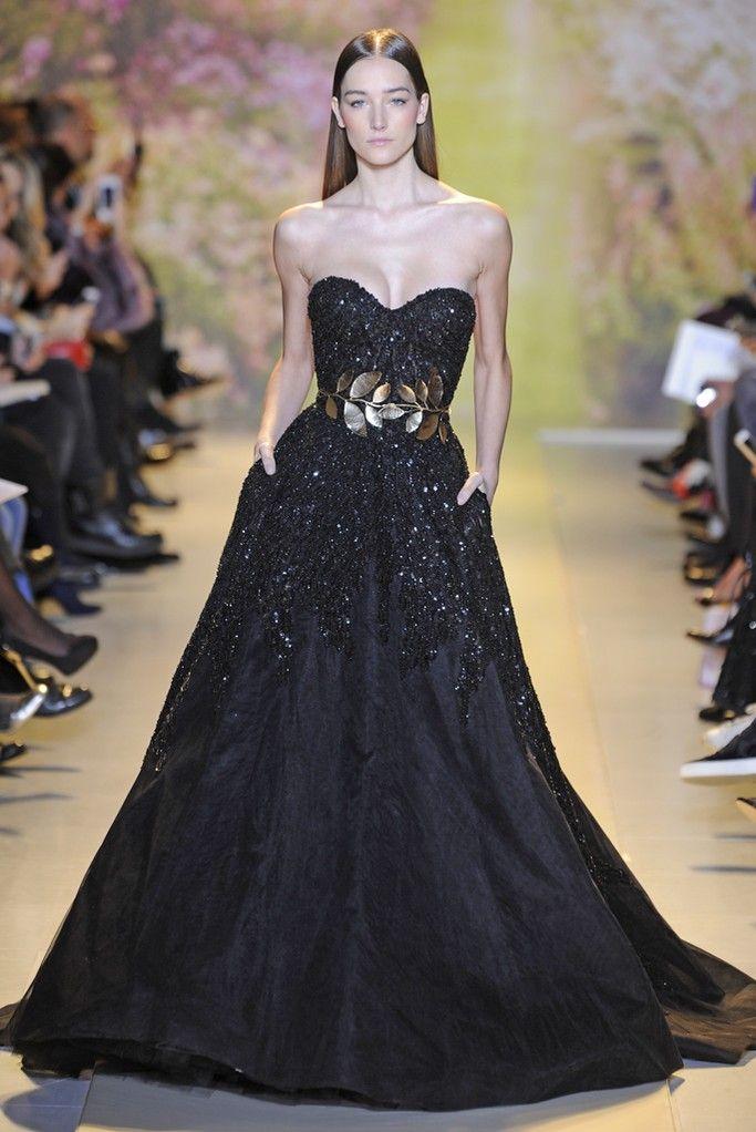 Zuhair Murad Couture Primavera 2014 - Slides - Runway, Semana da Moda, desfiles, comentários e Moda Imagens - WWD.com