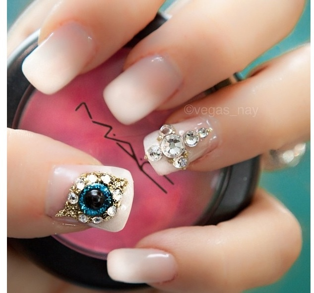 Acrylic Nail Designs For Quinceaneras