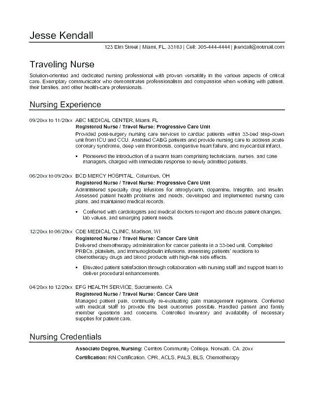 Ob Nurse Resume Clinic Here Are