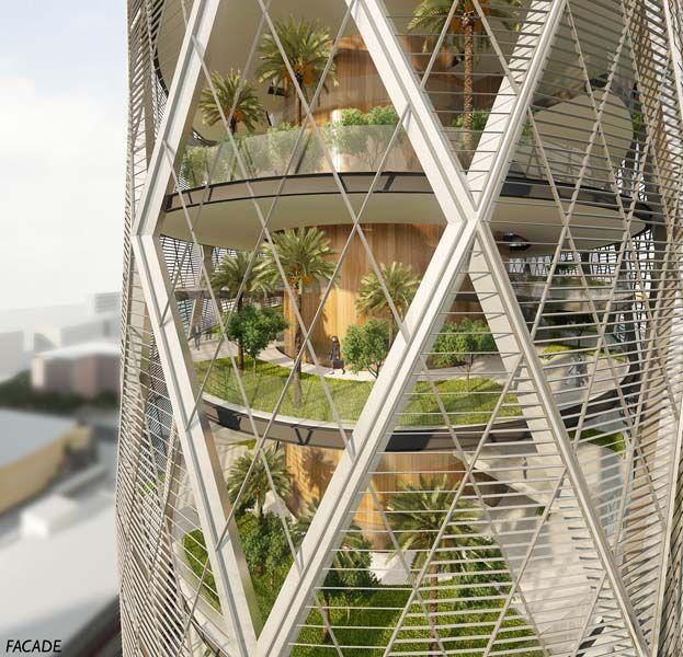 Singapore Subordinate Courts. Laud Architects