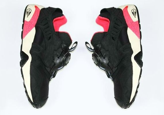 "Puma Disc Blaze OG ""Black Pack"" - SneakerNews.com"