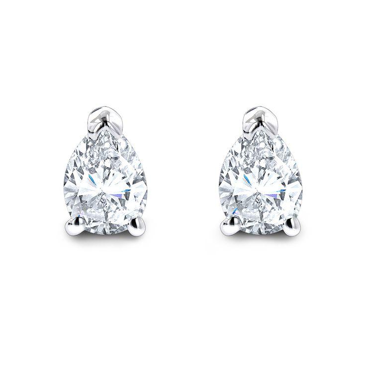 Best 25+ Diamond stud earrings ideas on Pinterest ...