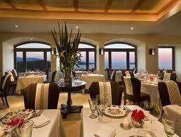Capella Ixtapa fine dining.
