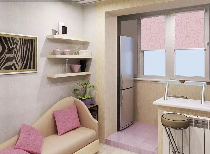 балкон совмещенный с комнатой фото дизайн: 17 тыс изображений найдено в Яндекс.Картинках