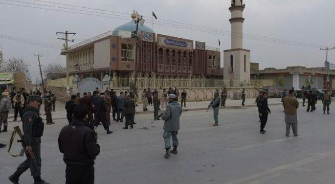 """Kabul: Three Afghan civilians were killed and nine others wounded in a shooting at a mosque in the country's eastern province of Paktia. """"The shooting took place at a mosque in Police District 2 of provincial capital Gardez city at round 8:45 p.m. (local time) when worshipers were..."""
