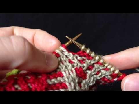 ༺ GizemliM ༻ ▶ Twisted Stitches tutorials - YouTube