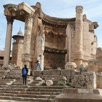 tempio di venere baalbek - Cerca con Google