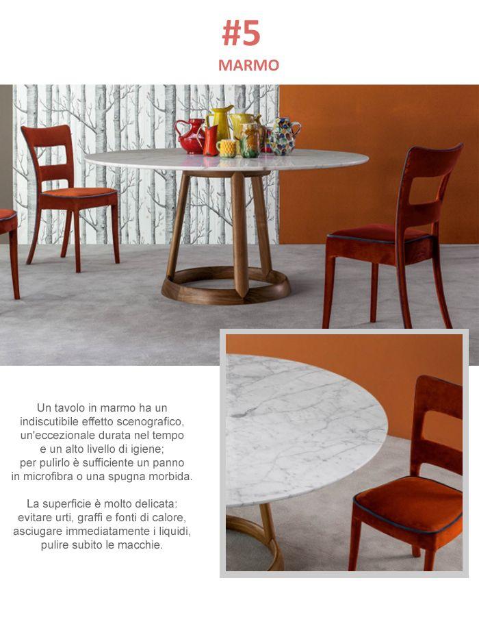 Tavoli Da Pranzo Con Piano In Marmo Tavoli Da Pranzo Tavoli Tavolo Moderno