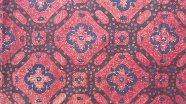Old batik Jambi from Sumatra