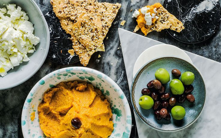 This sweet and slightly spiced carrot dip recipe is delicious with fish, or as   part of a selection of mezze dishes