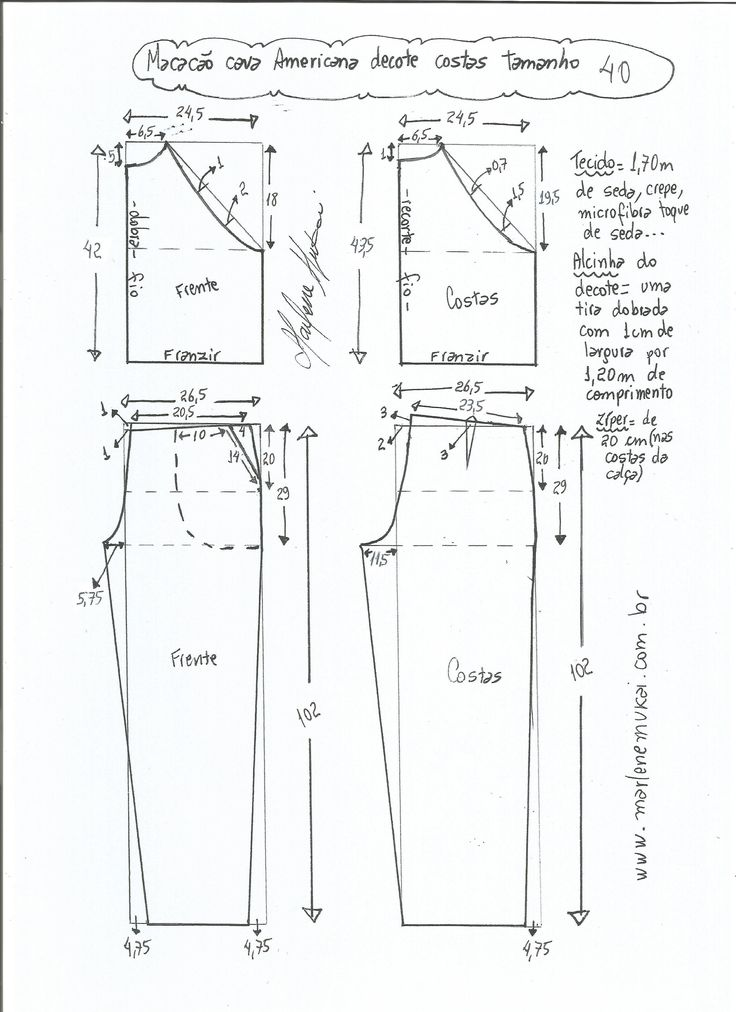 255 best Sewing patterns and techniques images on Pinterest | Sewing ...