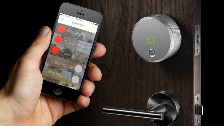 The 5 Best Bluetooth / Keyless Smart Locks 2017
