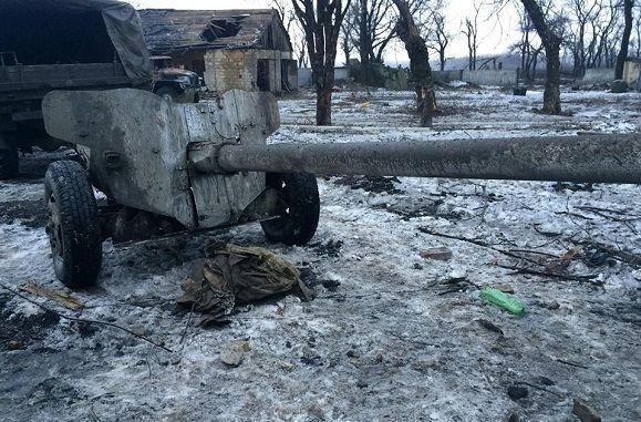 """""""Очень мощно бьют"""", """"мощно и шумно даже с закрытыми окнами"""": боевики """"ДНР"""" обстреляли Авдеевку и Опытное оружием из """"супермаркетов"""" России http://proua.com.ua/?p=66232"""