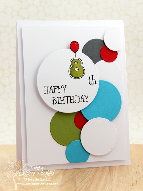 Happy Birthday (numbered birthday)