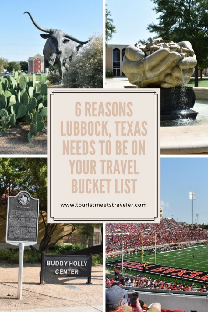 6 Reasons Lubbock Texas Needs To Be On Your Travel Bucket List Livelovelubbock In 2020 Traveling By Yourself Texas Travel Travel Bucket List