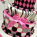 Pink Cake Box - lots of cake ideas