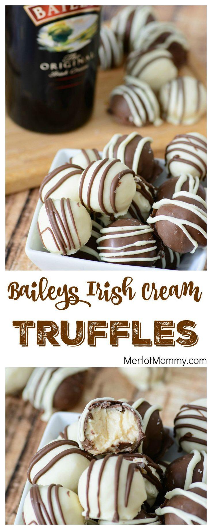 http://bestkitchenequipmentreviews.com/pressure-cooker/ Baileys Irish Cream Truffles