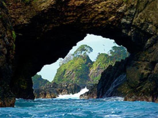 Isla de Coiba, Panama!