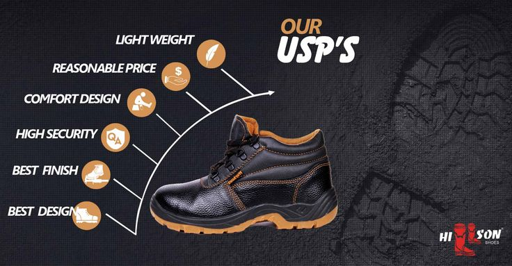 Hillson - Industrial Safety Shoes Manufacturer
