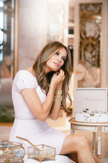 Melania Trump-love her style so classy and graceful and business woman!