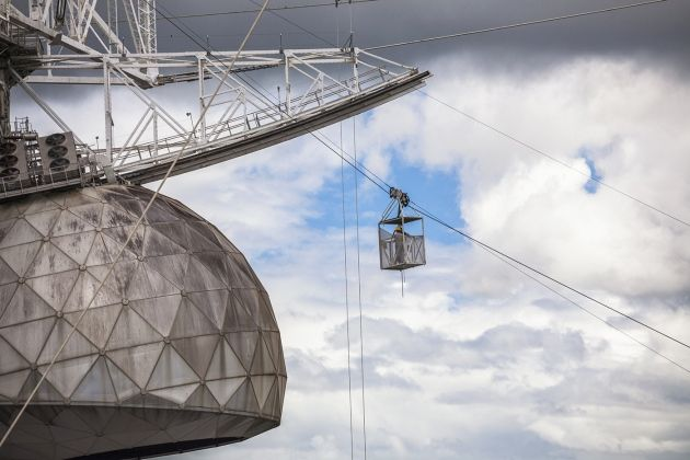 US National Science Foundation looks to slash funding for Puerto Rico's Arecibo Observatory.