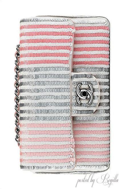 Regilla Chanel SS 2014 clutch purse #UNIQUE_WOMENS_FASHION http://stores.ebay.com/VibeUrbanClothing