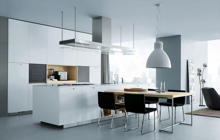 Modular Kitchens: Kitchen Kyton [C] by Varenna Poliform