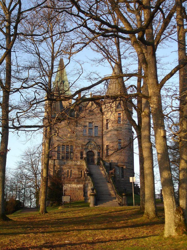 Teleborgs Slott (Teleborgs Castle), Växjös, Sweden