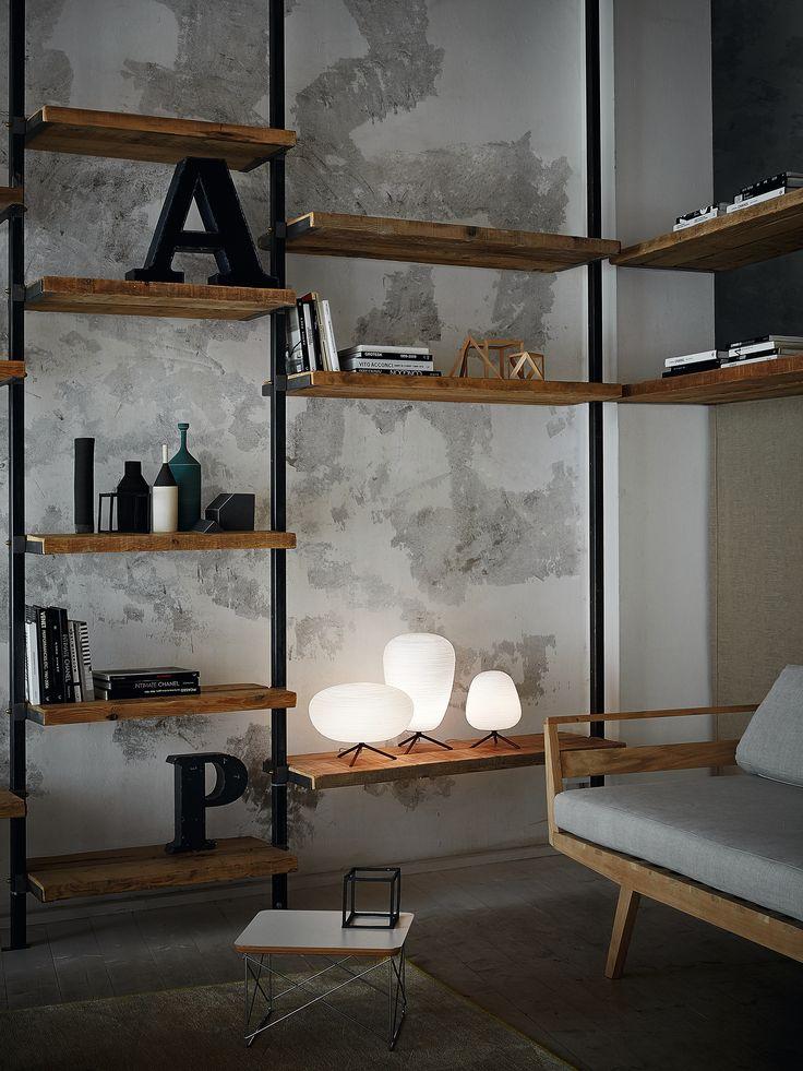 Rituals - Foscarini - Design by Ludovica + Roberto Palomba