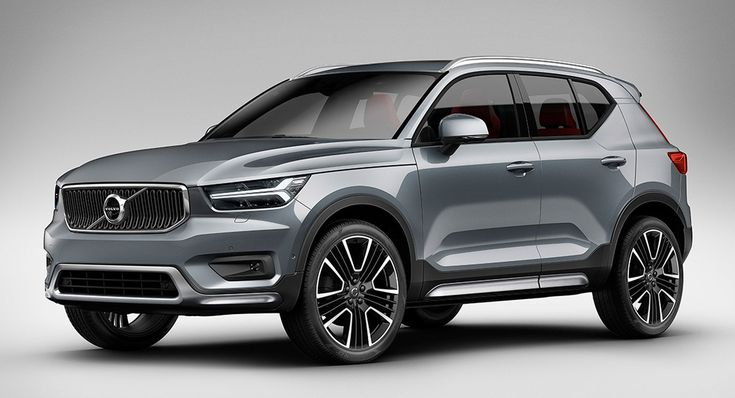 Volvo XC40 Gets Sportier With New Exterior Styling Kit #news #Video #Cars