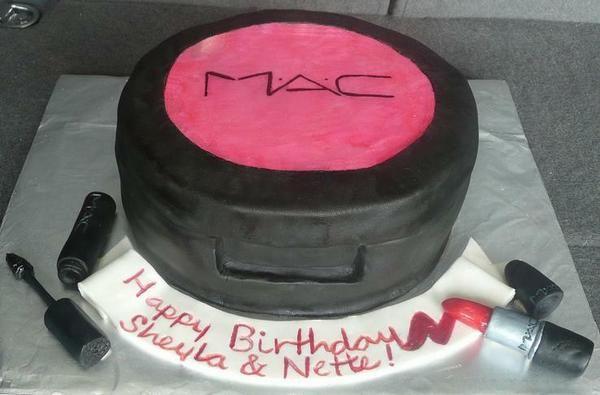 Mac Eye Shadow Case Cake I Need This Amy Lyons