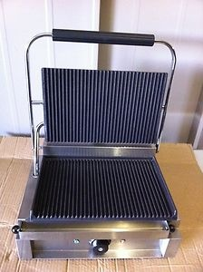 Panini Machine, Toaster, Electric Sandwhich Maker, Griddle, Commercial, Pannini, | eBay