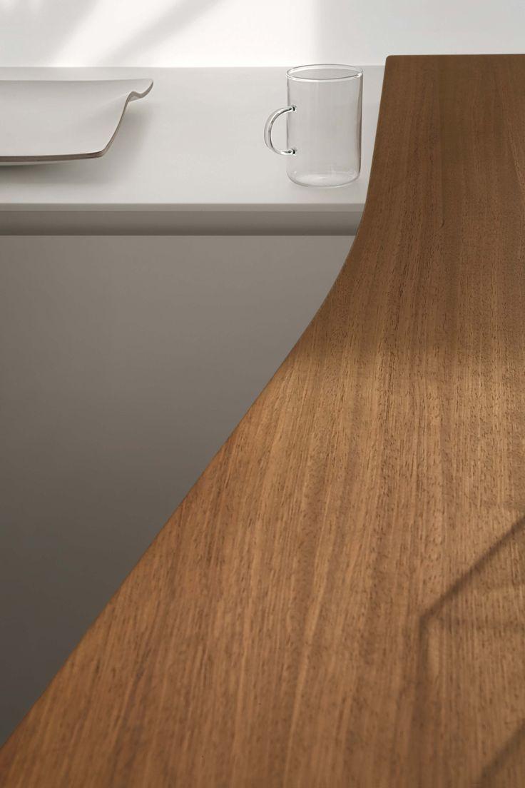 EL_01 details - Elmar Kitchen - Design by Ludovica + Roberto Palomba