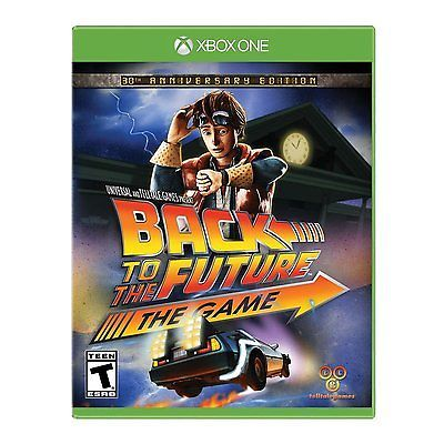 cool Back To The Future The Game - 30th Anniversary Edition - Xbox One - For Sale View more at http://shipperscentral.com/wp/product/back-to-the-future-the-game-30th-anniversary-edition-xbox-one-for-sale/