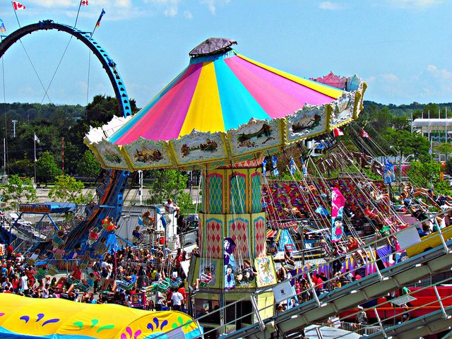 Ride Out The End Of Summer At The Canadian National Exhibition In Toronto - Weekendtrips