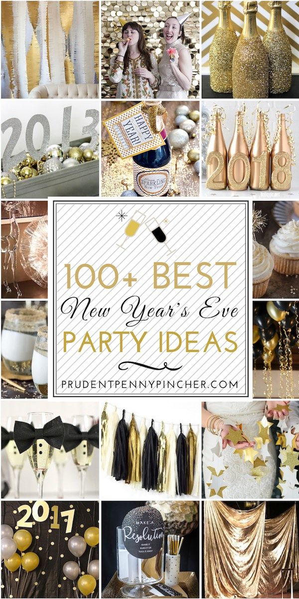 100 Best New Year S Eve Party Ideas New Years Eve Decorations New Year S Eve Party Themes New Years Eve Day