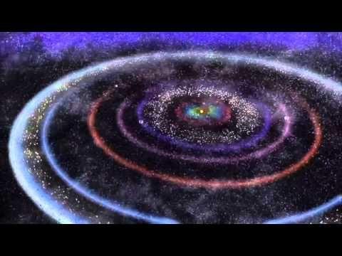 Вселенная - Путешествие по космическому пространству