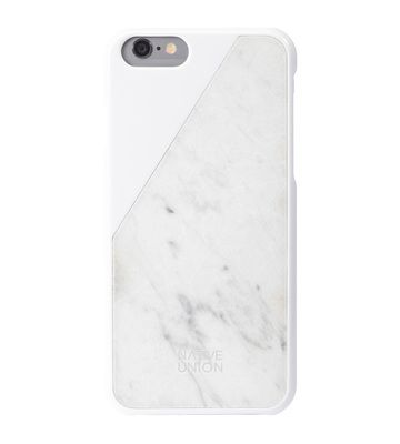 CLIC Marble - The World's First Real Marble Case for iPhone | Native Union