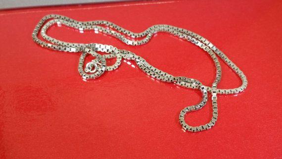 765 cm/21 mm Venezianerkette Silber 925 HK193 von Schmuckbaron
