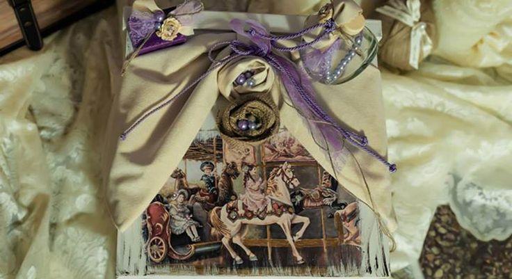 Vintage Βάπτιση – Ρούχα & Αξεσουάρ by LovelyEvents