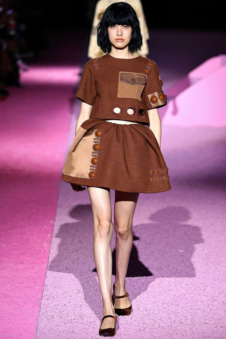 Marc Jacobs Spring / Summer 2015 New York