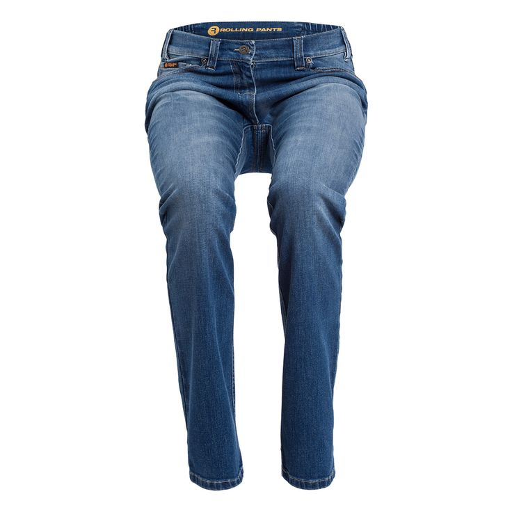 """Elastische und bequeme """"Loose fit"""" Damen Jeans in Stretch Denim mit innovativer 3D used Optik Die edle Jeans für Kennerinnen. Durch sehr aufwendige manuelle 3D Wascheffekte ist jede Hose praktisch ein Unikat und..."""