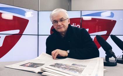 Gościem Moniki OIejnik w Radiu ZET jest Włodzimierz Cimoszewicz, były premier RP.