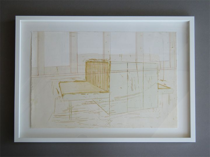 Contract Framing For Artists And Galleries Cpf Glenside Frame Floating Picture Frames Floating Frame