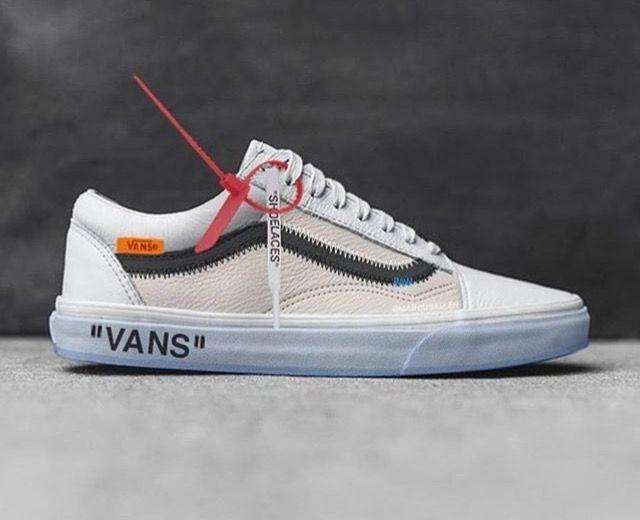 vans off white